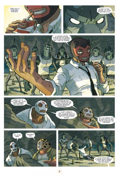 Page 5 lucha libre tome 10 - surfin'usa
