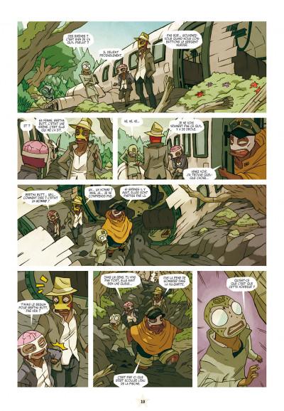 Page 0 les tikitis tome 2 - l'aventure de l'inventif