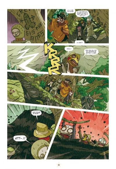 Page 1 les tikitis tome 2 - l'aventure de l'inventif