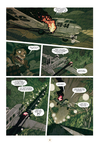 Page 4 les tikitis tome 2 - l'aventure de l'inventif