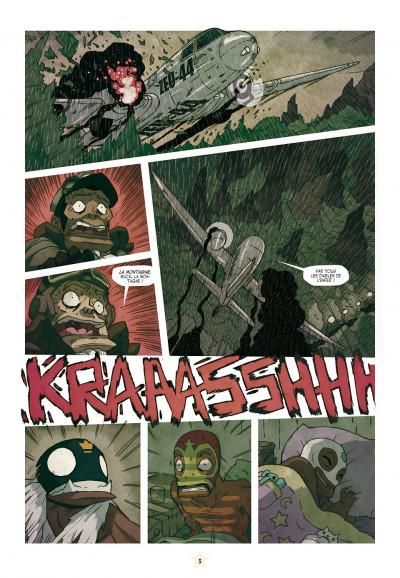 Page 5 les tikitis tome 2 - l'aventure de l'inventif