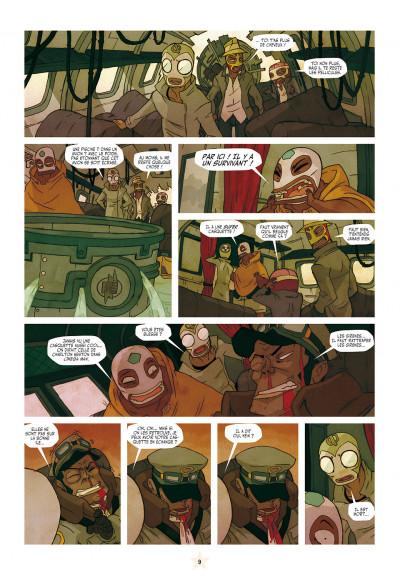 Page 9 les tikitis tome 2 - l'aventure de l'inventif