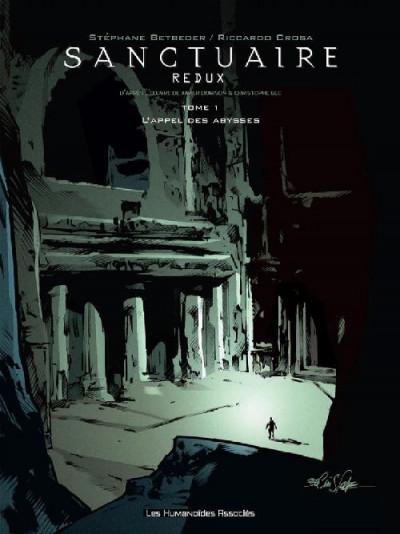 Couverture sanctuaire redux tome 1 - l'appel des abysses