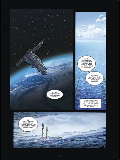 Page 1 sanctuaire redux tome 1 - l'appel des abysses