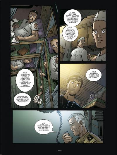 Page 0 sanctuaire redux tome 1 - l'appel des abysses