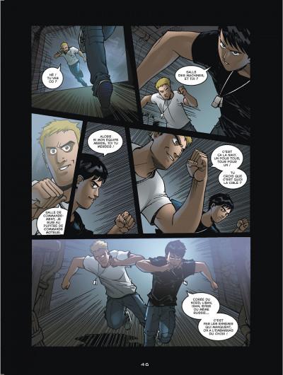 Page 4 sanctuaire redux tome 1 - l'appel des abysses