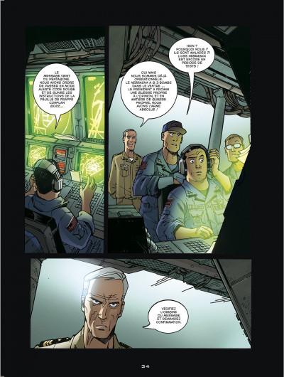 Page 2 sanctuaire redux tome 1 - l'appel des abysses