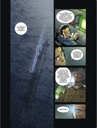 Page 3 sanctuaire redux tome 1 - l'appel des abysses