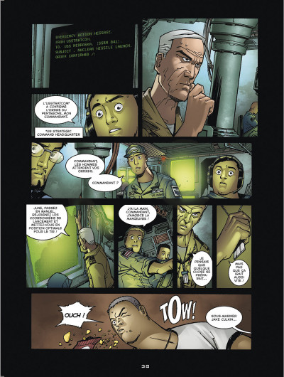 Page 6 sanctuaire redux tome 1 - l'appel des abysses