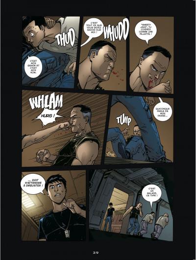 Page 7 sanctuaire redux tome 1 - l'appel des abysses