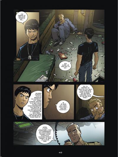 Page 8 sanctuaire redux tome 1 - l'appel des abysses