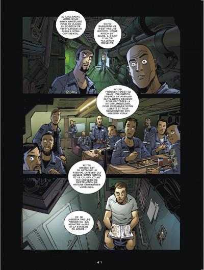 Page 9 sanctuaire redux tome 1 - l'appel des abysses