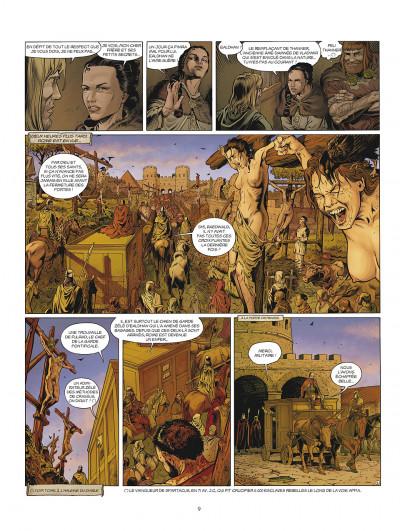 Page 0 Millénaire tome 5