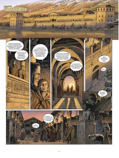 Page 3 Millénaire tome 5