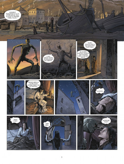 Page 4 Millénaire tome 5