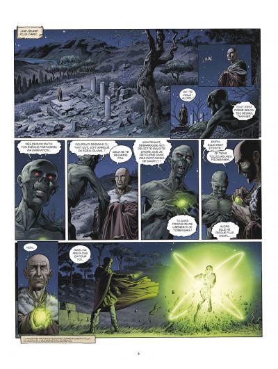 Page 5 Millénaire tome 5