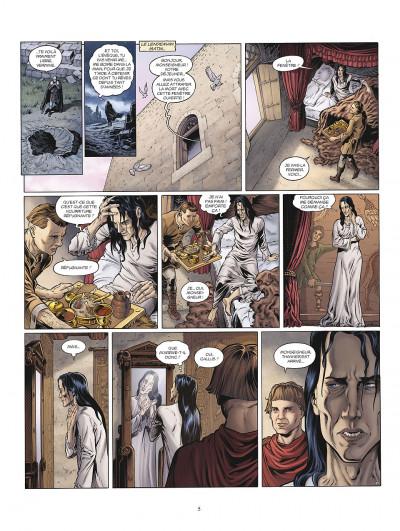 Page 6 Millénaire tome 5