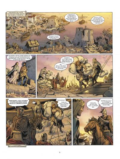 Page 7 Millénaire tome 5