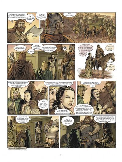 Page 8 Millénaire tome 5