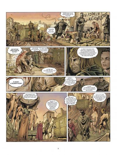 Page 9 Millénaire tome 5