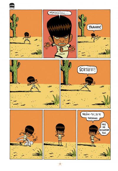 Page 7 les luchadoritos tome 1 - un mental de gravier