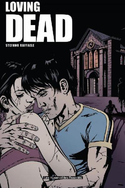 Couverture loving dead