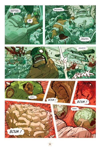 Page 1 lucha libre tome 11 - tequila tue !! tue !!