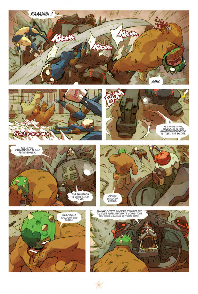 Page 4 lucha libre tome 11 - tequila tue !! tue !!