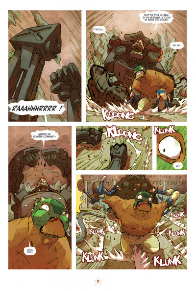 Page 5 lucha libre tome 11 - tequila tue !! tue !!