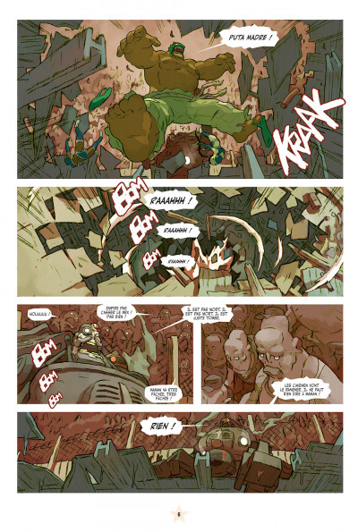 Page 6 lucha libre tome 11 - tequila tue !! tue !!