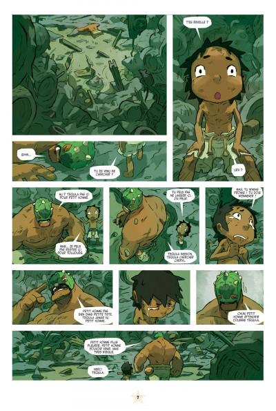Page 7 lucha libre tome 11 - tequila tue !! tue !!