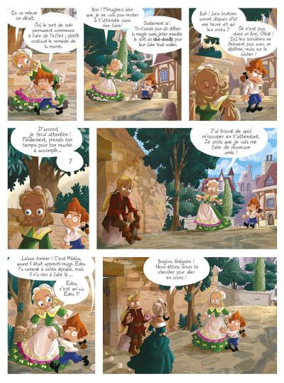 Page 9 gargouilles tome 6 - le livre des mages