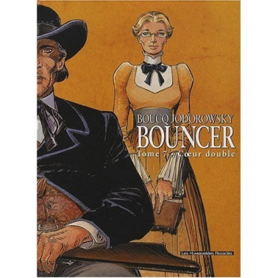 image de bouncer tome 7 - coeur double