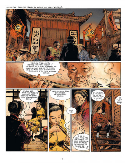 Page 3 bouncer tome 7 - coeur double