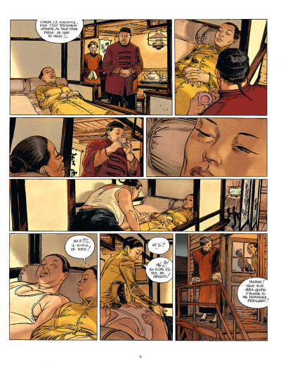 Page 4 bouncer tome 7 - coeur double