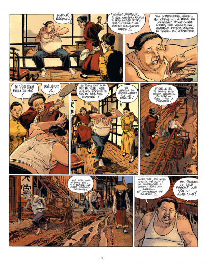 Page 5 bouncer tome 7 - coeur double