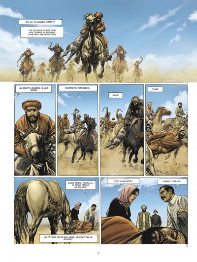 Page 3 el niño tome 7 - les passages de l'hindou kouch
