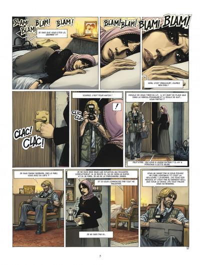 Page 5 el niño tome 7 - les passages de l'hindou kouch