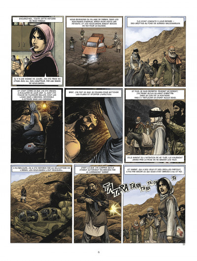 Page 6 el niño tome 7 - les passages de l'hindou kouch