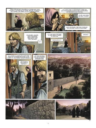 Page 7 el niño tome 7 - les passages de l'hindou kouch