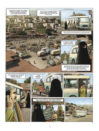 Page 8 el niño tome 7 - les passages de l'hindou kouch