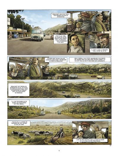 Page 9 el niño tome 7 - les passages de l'hindou kouch