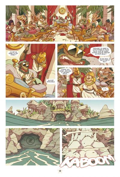 Page 0 lucha libre tome 12 - travailler équitable pour tous