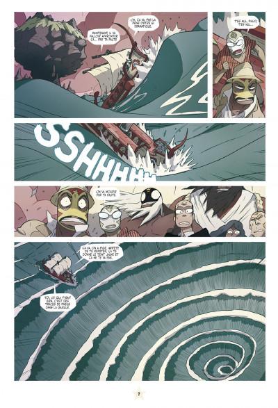 Page 7 lucha libre tome 12 - travailler équitable pour tous