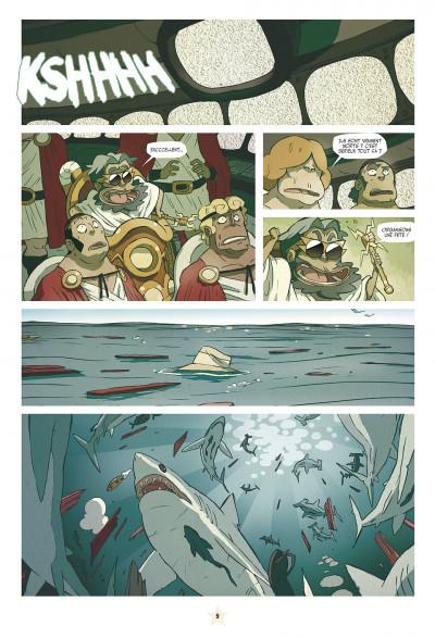 Page 9 lucha libre tome 12 - travailler équitable pour tous
