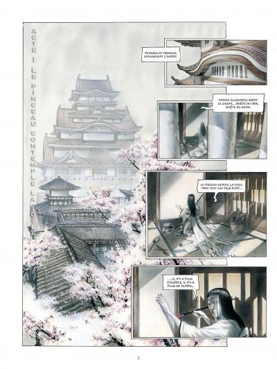 Page 4 La légende des nuées écarlates tome 3