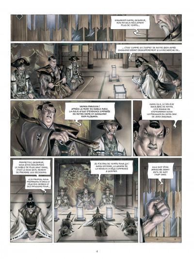 Page 5 La légende des nuées écarlates tome 3