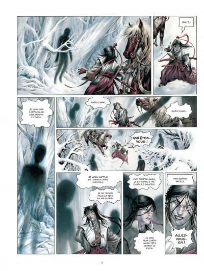 Page 8 La légende des nuées écarlates tome 3