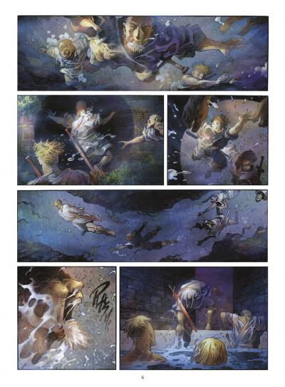 Page 5 crusades tome 1 - le spectre aux yeux d'argent