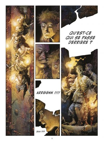 Page 7 crusades tome 1 - le spectre aux yeux d'argent